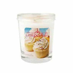 شمع لیوانی وانیل